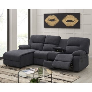 Elia reclining sectional