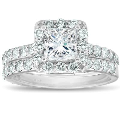 Buy Size 4 Bridal Sets Online At Overstock Our Best Wedding Ring