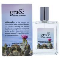 Pure Grace Desert Summer Philosophy Women's 2-ounce Eau de Toilette Spray