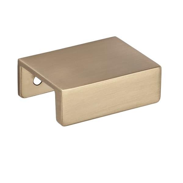 Martin 1 1 4 Finger Pull Pack Of 10 Satin Brass Overstock 28221350