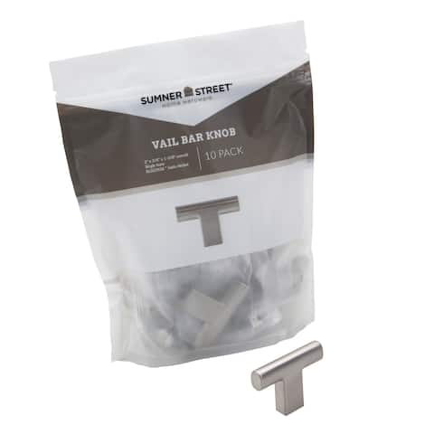 "Vail 2"" Knob (Pack of 10)"