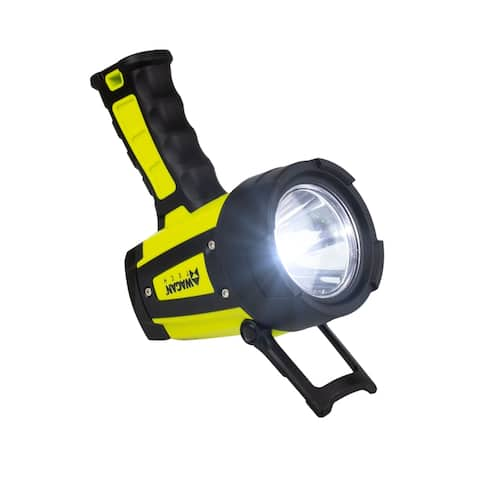 Wagan EL4321 Brite-Nite W600 LED Spotlight with Adjustable Stand