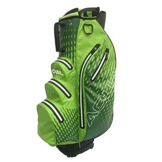 Aqua Waterproof cart bag Green