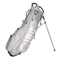 Ouulite stand bag Light Gray/Light blue