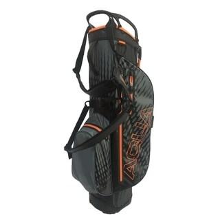 Aqua waterproof stand bag Black/Orange