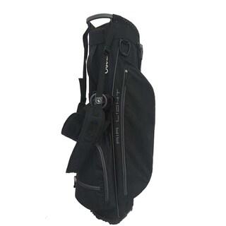 Air light SC stand bag Black/Charcoal