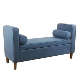 Carson Carrington Vindeln Upholstered Storage Bench
