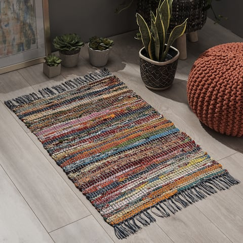 Christopher Knight Home Caldicot Boho Area Rug - 2' x 3'