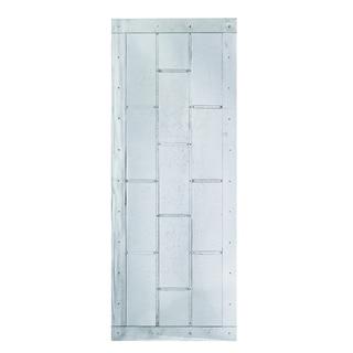 Steel Industrial  Barn Door