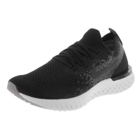 the latest d96d3 c2eb2 Nike Kids Epic React Flyknit (GS) Running Shoe