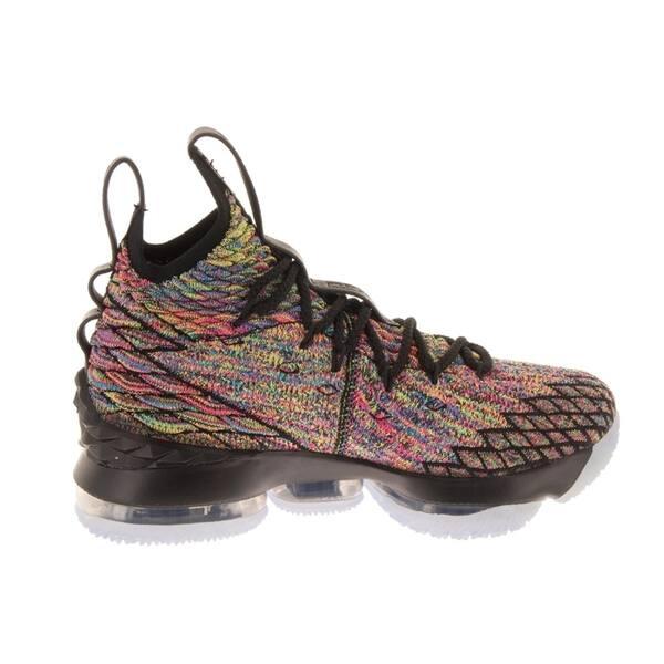 size 40 95068 bb5d7 Shop Nike Kids Lebron XV (GS) Basketball Shoe - Free ...