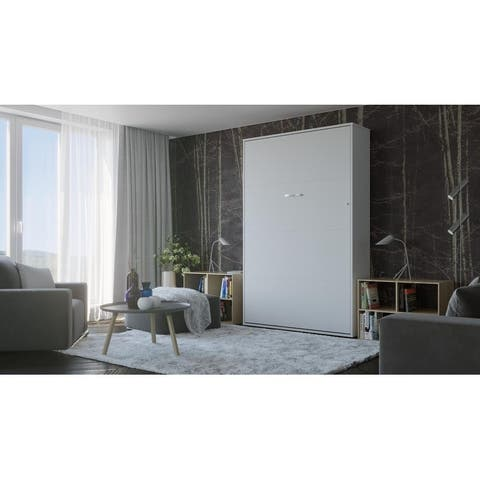 Invento Vertical Wall Bed European Full Size