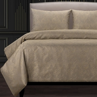 Link to F Scott Fitzgerald Jazz Club Bronze Luxury Duvet Cover Similar Items in Duvet Covers & Sets