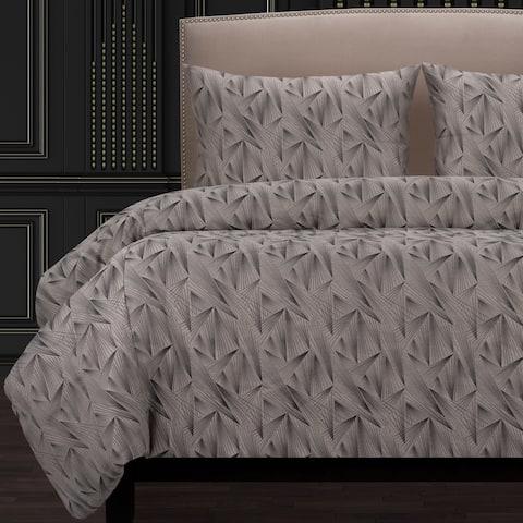 F Scott Fitzgerald Fine Point Graphite Luxury Duvet Cover