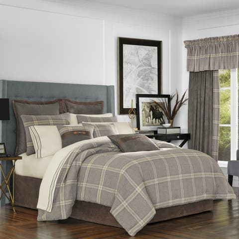 Five Queens Court Jamison Lodge Comforter Set