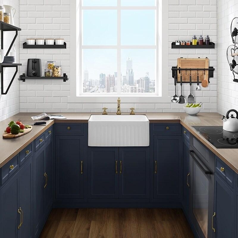Ceramic Kitchen Sinks | Shop Online at Overstock