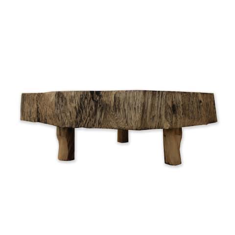 Screen Gems Meadow Handmade Wood Sculpture SGT106
