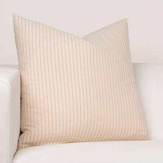 Ernest Hemingway Floridita Stripe Cotton-blend Designer Throw Pillow
