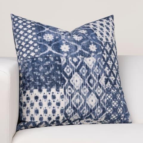 Ernest Hemingway Fisherman's Cove Designer Throw Pillow