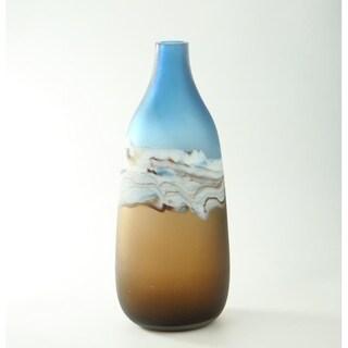 Desert Water Landscape Vase