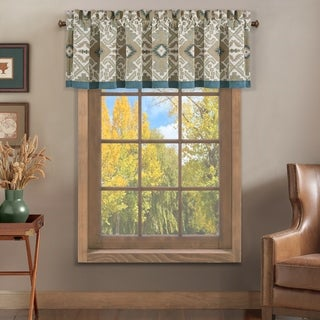 Five Queens Court Plainview Window Straight Valance