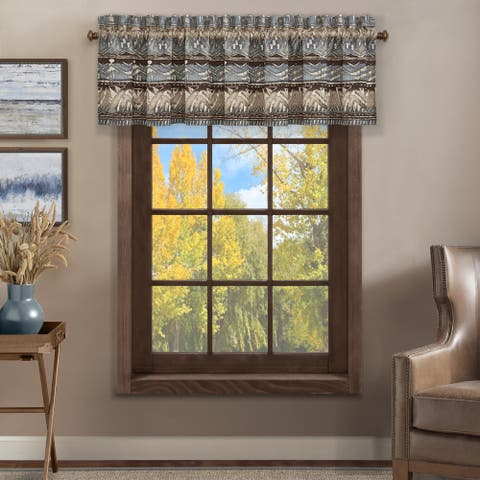Carbon Loft Anathema Window Straight Valance