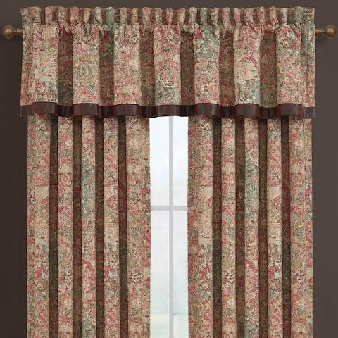 Copper Grove Marienberg Window Straight Valance