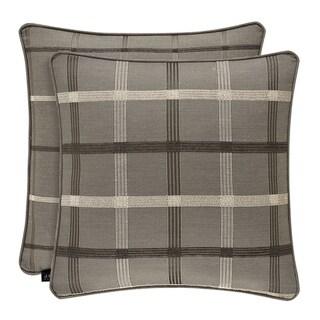 Copper Grove Mergentheim 18-inch Square Decorative Throw Pillow