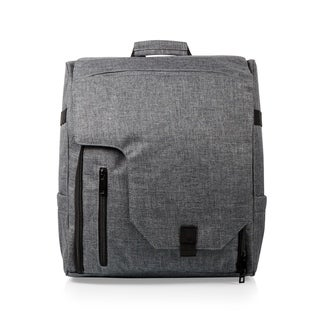 Link to Commuter Travel Backpack Cooler, (Heathered Grey) Similar Items in Picnic