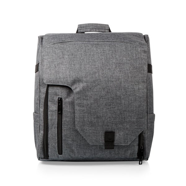 Commuter Travel Backpack Cooler, (Heathered Grey). Opens flyout.