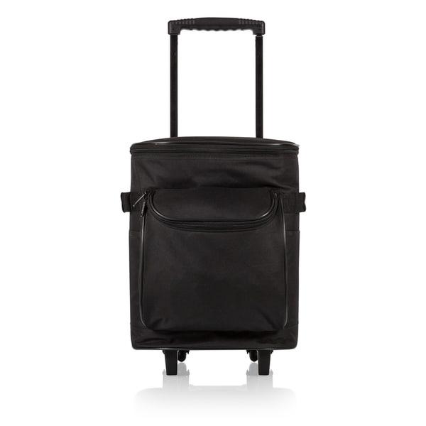 Portable Rolling Cooler, (Black). Opens flyout.