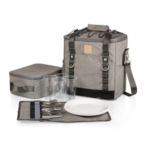 PT-Frontier Picnic Utility Cooler (Heathered Gray)