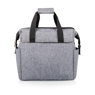Link to On The Go Lunch Cooler, (Heathered Gray) Similar Items in Picnic