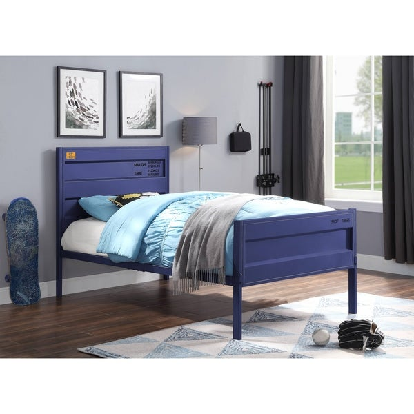 ACME Cargo Twin Bed in Blue. Opens flyout.