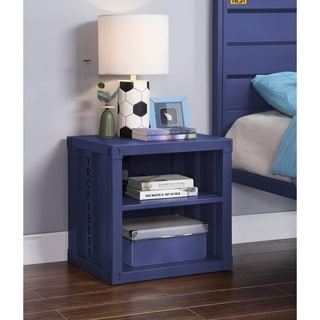 Link to ACME Cargo Nightstand in Blue Similar Items in Kids' Storage & Toy Boxes
