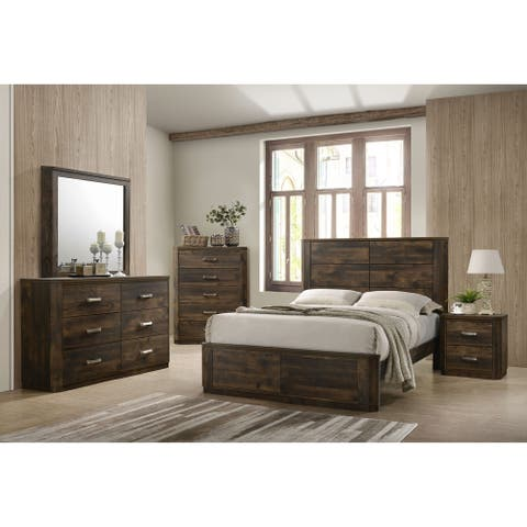 Carbon Loft Genegua Dresser in Antique Walnut