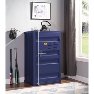 ACME Cargo Chest with 1 Door in Blue