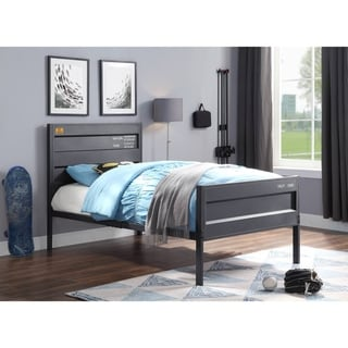 ACME Cargo Full Bed in Gunmetal