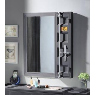 ACME Cargo Vanity Mirror in Gunmetal