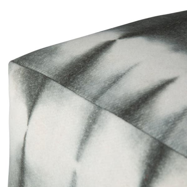 Fine Shop Brewster Contemporary Square Pouf In Grey Tie Dye Look Pdpeps Interior Chair Design Pdpepsorg