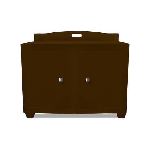 FurHaven Classic Bench Litter Box Cover - N/A