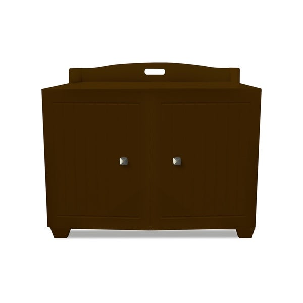 FurHaven Classic Bench Litter Box Cover