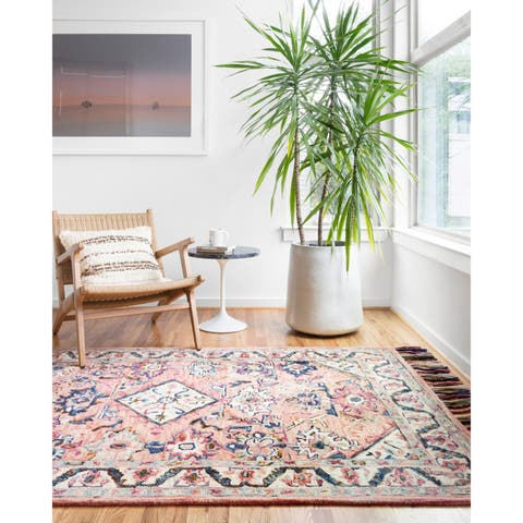 Alexander Home Nelly Handmade Wool Area Rug - 9'3 x 13'