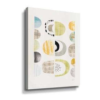 ArtWall Mod Neutrals II Gallery Wrapped Canvas