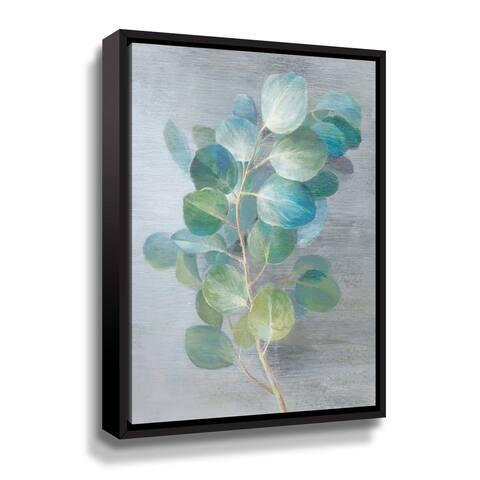 ArtWall Fresh I Light Gallery Wrapped Floater-framed Canvas