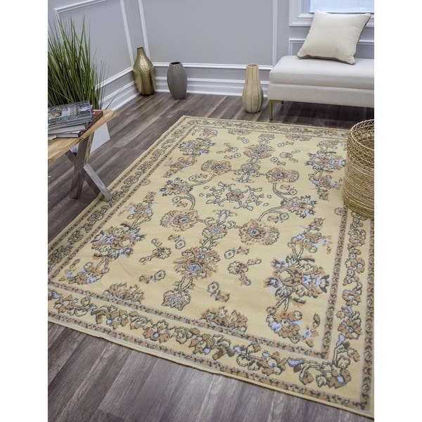 Eban Soft Touch Traditional Area Rug