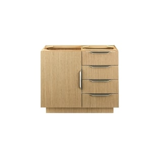 "Bainbridge 36"" Single Vanity, Tribeca Oak"