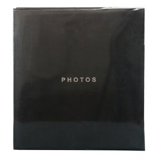 KG Photo Album, Holds 400 4 by 6 Photos