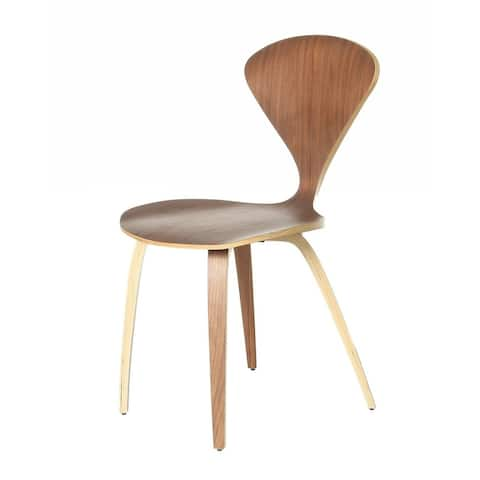 Satine Molded Plywood Dining Chair (set of 2)