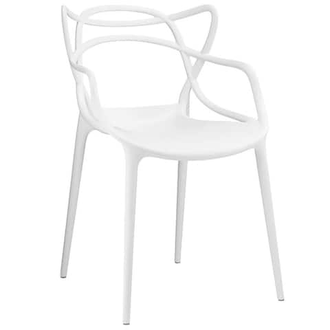 Master Entangled Dining Armchair (set of 4) - N/A